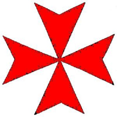 Naites Maltese Cross